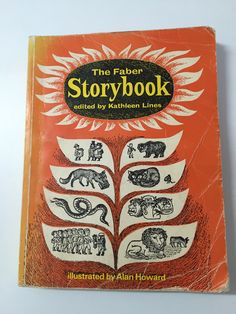 My cousin's Faber Storybook from 1979.  Thanks Rachael!