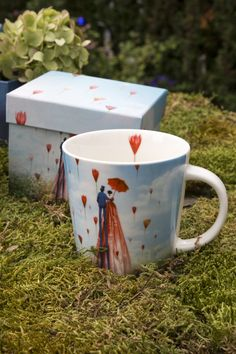 Trend Mug Gift Box Good Morning #ppd #paperproductsdesign #mystic #design #art #catrin #welz-stein