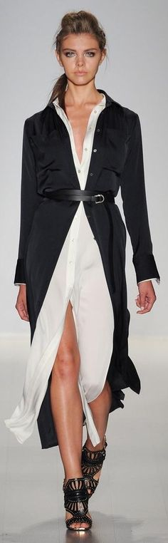 Marissa Webb RTW Spring 2015  that's ok, but no shoes!!