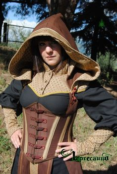 LARP character, very lovely
