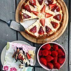 cheesecake s kokosom Stevia, Cheesecake, Pie, Desserts, Food, Torte, Tailgate Desserts, Cake, Deserts