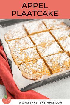 Dutch Recipes, Sweet Recipes, Cake Recipes, Dessert Recipes, Desserts, Good Food, Yummy Food, Cake Bites, Bread Cake