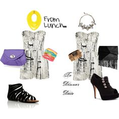 Untitled #19, created by morganking on Polyvore