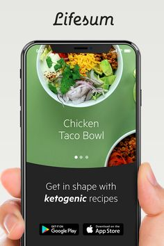Shape up, reduce blood-sugar levels, increase metabolism, stabilise energy levels and much more with Lifesum Keto Diet! Ketogenic Recipes, Diet Recipes, Healthy Life, Healthy Snacks, Healthy Living, Meal Planning Board, Calorie Counter, Increase Productivity, Chicken