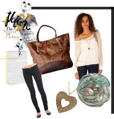 """""""Women's Fall Outfit by VAULT"""" by vaultmarketplace on Polyvore"""