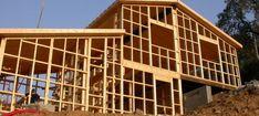 Las casas con estructura de madera, que ahorran hasta un 90% en energía, tratan de hacerse un hueco en el país del hormigón