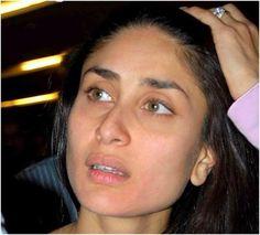 30 Bollywood Actresses Without Makeup