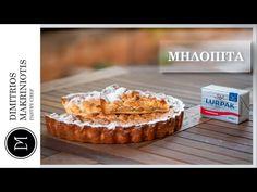 Μηλόπιτα με Kραμπλ Aμυγδάλου | Dimitriοs Makriniotis - YouTube Muffin, Breakfast, Food, Youtube, Morning Coffee, Essen, Muffins, Meals, Cupcakes