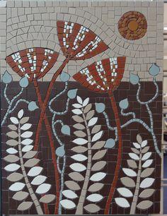 Mosaic exhibiton in Saffron Walden