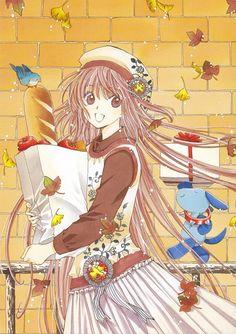 Kobato and shopping Manga Anime, Anime Art, Miss Etoile, Xxxholic, Romance, Manga Artist, Cardcaptor Sakura, Clamp, Cute Drawings