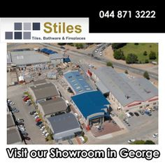 Have you seen the size of our showroom in George? We need such a big premises to hold the wide range of stock we carry. Everything from bathroom taps and mixers to built in fireplaces all under one roof, for your convenience. If it is home improvement you are looking for, talk to us first. #homedecor #homeimprovement