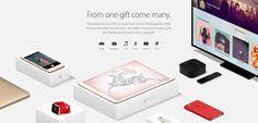 Apple publica un ghid de cadouri pentru fanii sai   iDevice.ro