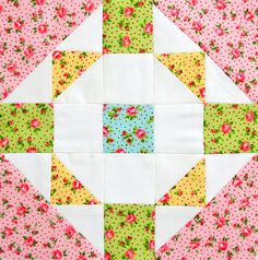 Farmer's Wife Quilt-a-Long Block #28 - Duck & Ducklings | Flickr - Photo Sharing!