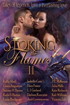 Find everlasting love in the clouds. Go back in time. Spring into the future. Soar on the wings of magic.  Discover Legends of Fate, Destiny, True Mates, and Forever Love that's written in the Stars.