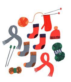 winter knits de jenny bowers
