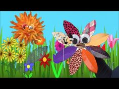 Hand puppet show for children. These hand puppets will entertain your kids and offer lots of comedy and some educational animal facts as well. Your kids will. Puppet Show For Kids, Animal Facts, Hand Puppets, Funny Gifts, Bee, Disney Characters, Children, Flowers, Painting