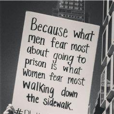 TRUTH. Stop victim blaming and start teaching men not to rape. #yesallwomen #feminist #feminism #equalrights #equaltreatment #rapeculture #notaskingforit #neveraskingforit