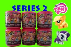 My Little Pony Fashems MLP Mashems Toy Box Magic presents: 6 My Little Pony MLP Fashems Mashems Series 2 surprise opening. Watch us as we open 6 of these little cuties! There are 6 in all to collect. They are squishy and colorful and oh so cute!  Subscribe to our awesome channel at: https://www.youtube.com/toyboxmagic  https://youtu.be/8-sQo8SJqws