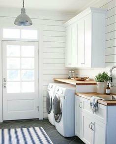 Unique Large Laundry Room Cabinets