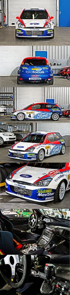 Ford Focus Svt, Focus Rs, Ford Escort, Rally Car, Hot Cars, Custom Cars, Cars And Motorcycles, Race Cars, Mustang