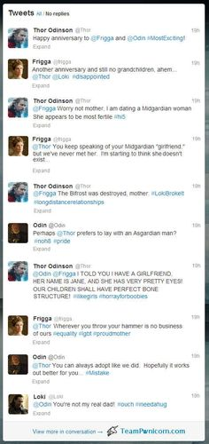 What Happens When Thor Discovers The Internet?