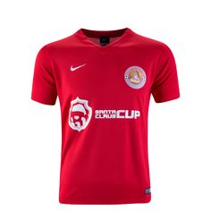 FC Santa Claus 2016 Youth Home Soccer Jersey -   WorldSoccerShop.com is proud to be the official partner and exclusive supplier of FC Santa Claus. FC Santa Claus is a 2nd division team based in Rovaniemi, Finland which is also the official hometown of Santa Claus. Makes a great soccer gift!