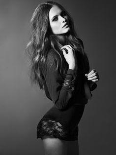 Beautiful Brunette -
