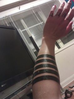 stripe art