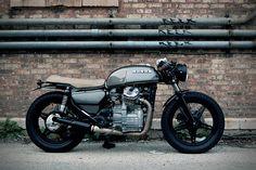 Moto-Mucci Honda CX500 Motorcycle. Do. Want.