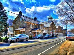 Downtown Hillsboro, Loudoun County, VA
