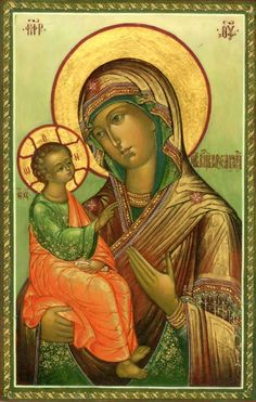 Virgin And Child Painting by Christian Art Religious Icons, Religious Art, Byzantine Icons, Gold Work, Guardian Angels, Orthodox Icons, Christian Art, Painting For Kids, Madonna