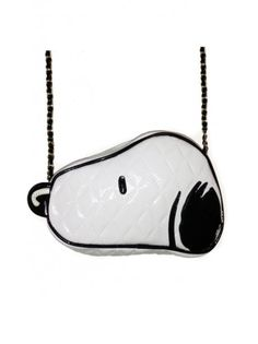Rodnik Snoopy Bag. this WILL be mine.