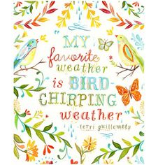 Joy as light as a feather