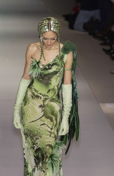 Jean Paul Gaultier at Couture Spring 2003 - Livingly