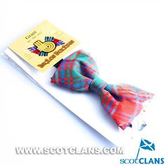 Clan Grant Bow Tie