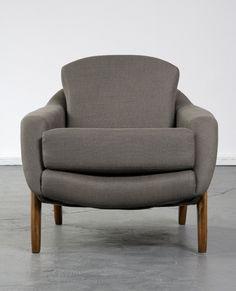 Sergio Rodrigues, Stella Lounge Chair