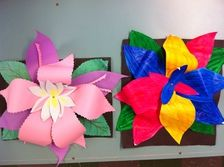 3D flowers Nature Crafts, 3d, Flowers, Royal Icing Flowers, Flower, Florals, Floral, Natural Crafts, Blossoms