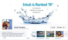 How Intuit Does Social Media Recruitment and Employer Branding By Adriana Costello  via Linkhumans.com