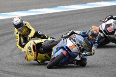 La carrera de Moto2 en imágenes en el Gran Premio de España    Motociclismo.es