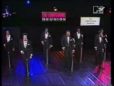 """""""Standing on the Top"""": The Temptations feat. Rick James"""