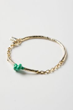 Bubblegum Knot Bracelet - Anthropologie.com ... so pretty