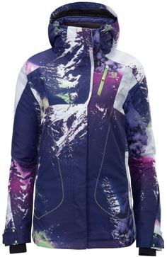 Salomon Zero Ski Jacket Reviews & Sale.  www.shepssports.com