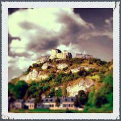 Les Andelys, France.