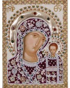 Mother of God of Kazan.  To Order. https://catalog.obitel-minsk.com/icons-prav.html  #CatalogOfGoodDeeds   #icon #iconography #orthodoxicon #orthodoxiconography #mountedicons #buyicon #ordericon #iconographers #MotherOfGod #Theotokos #HolyTheotokos #VirginMary #Christ #JesusChrist #saints
