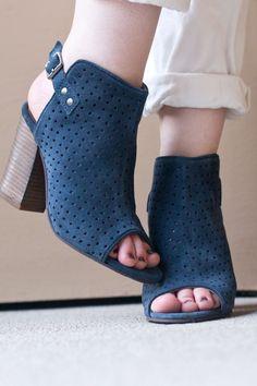 DIBA Lili Perforated Heel from Stitch Fix…