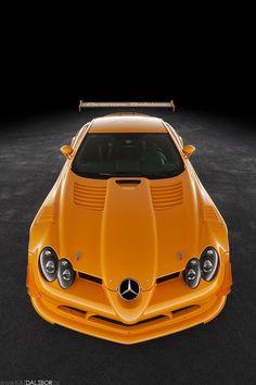 Orange MERCEDES top gear supercars fast cars
