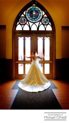 Michael ONeill Wedding Portrait Fine Art Photographer Long Island New York - Wedding Pictures Long Island Church: