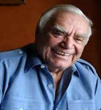 Ernest Borgnine, one of the greatest character actors of all time.