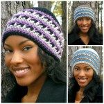 Winter Fury Crochet Hat is Now Available!