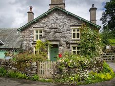 Low Wray Farm Cottage | It was cloudy and showering all day,… | Flickr